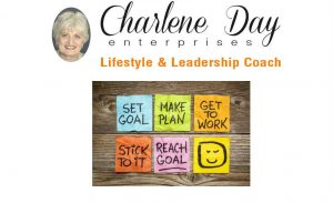 Art of Goal Setting with Charlene Day Lifestyle & Leadership Coach