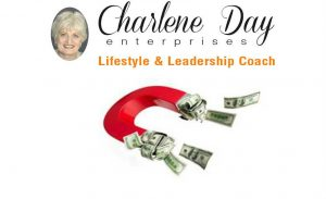 Money is Not a Four Letter Word with Charlene Day Lifestyle & Leadership Coach