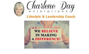 Tranform Sales into Serving with Charlene Day Lifestyle & Leadership Coach