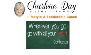 Clarifying Your Passion with Charlene Day Lifestyle & Leadership Coach