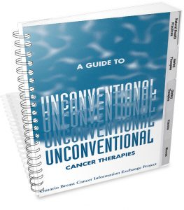 A Guide to Unconventional Cancer Therapies