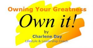 Owning Your Greatness